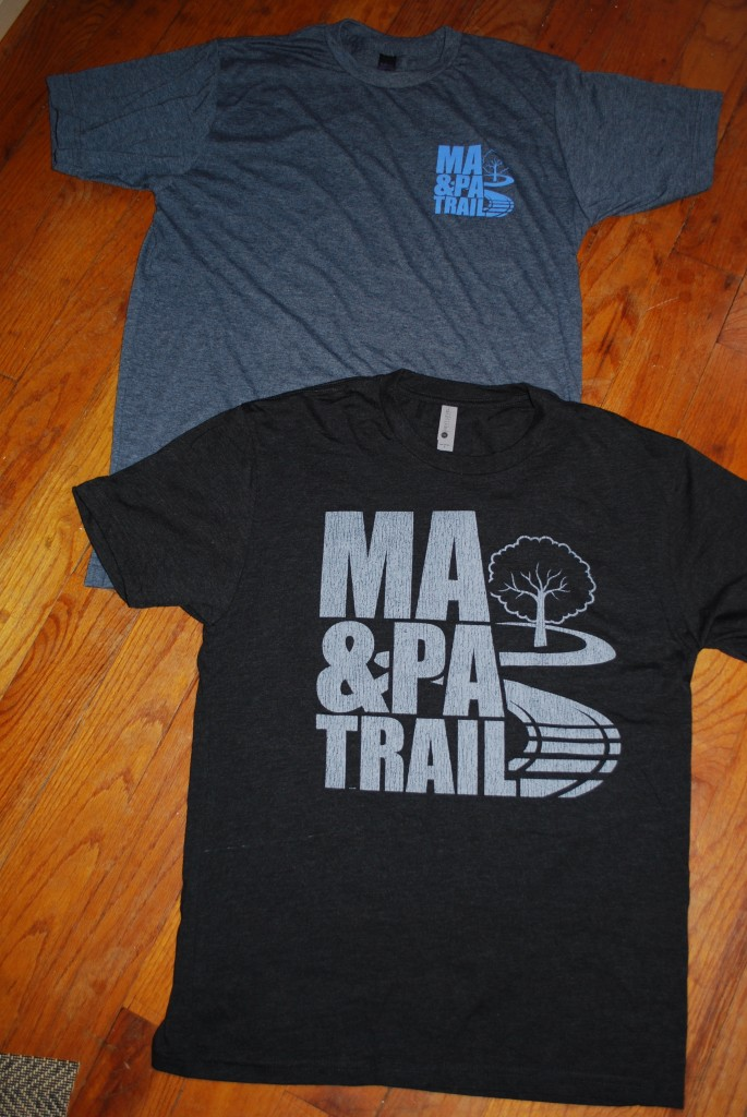 MA & PA Black and Grey shirts 2