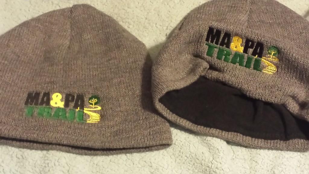 MA & PA Unisex Ski Hat